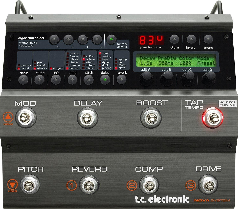 Fotografie tc electronic Nova System