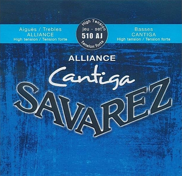 Savarez 510AJ Alliance Cantiga High Tension
