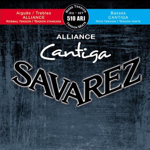 Savarez 510ARJ Alliance Cantiga Mixed Tension