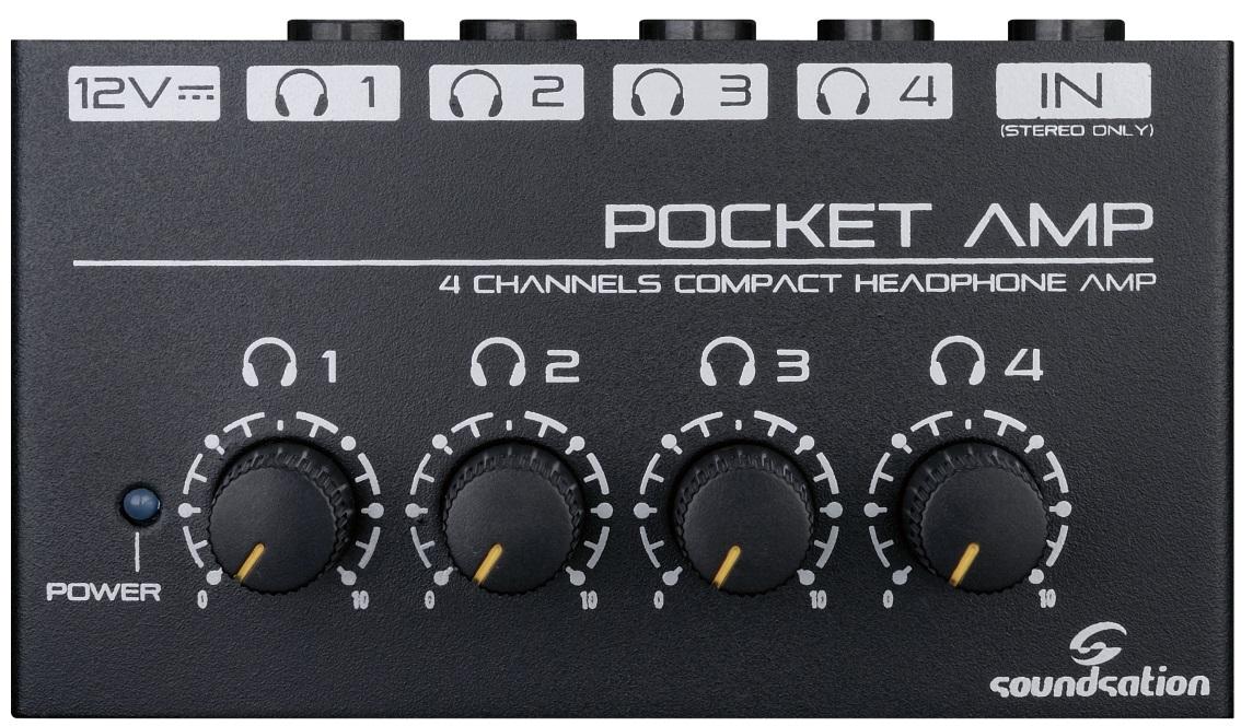Fotografie Soundsation POCKET-AMP