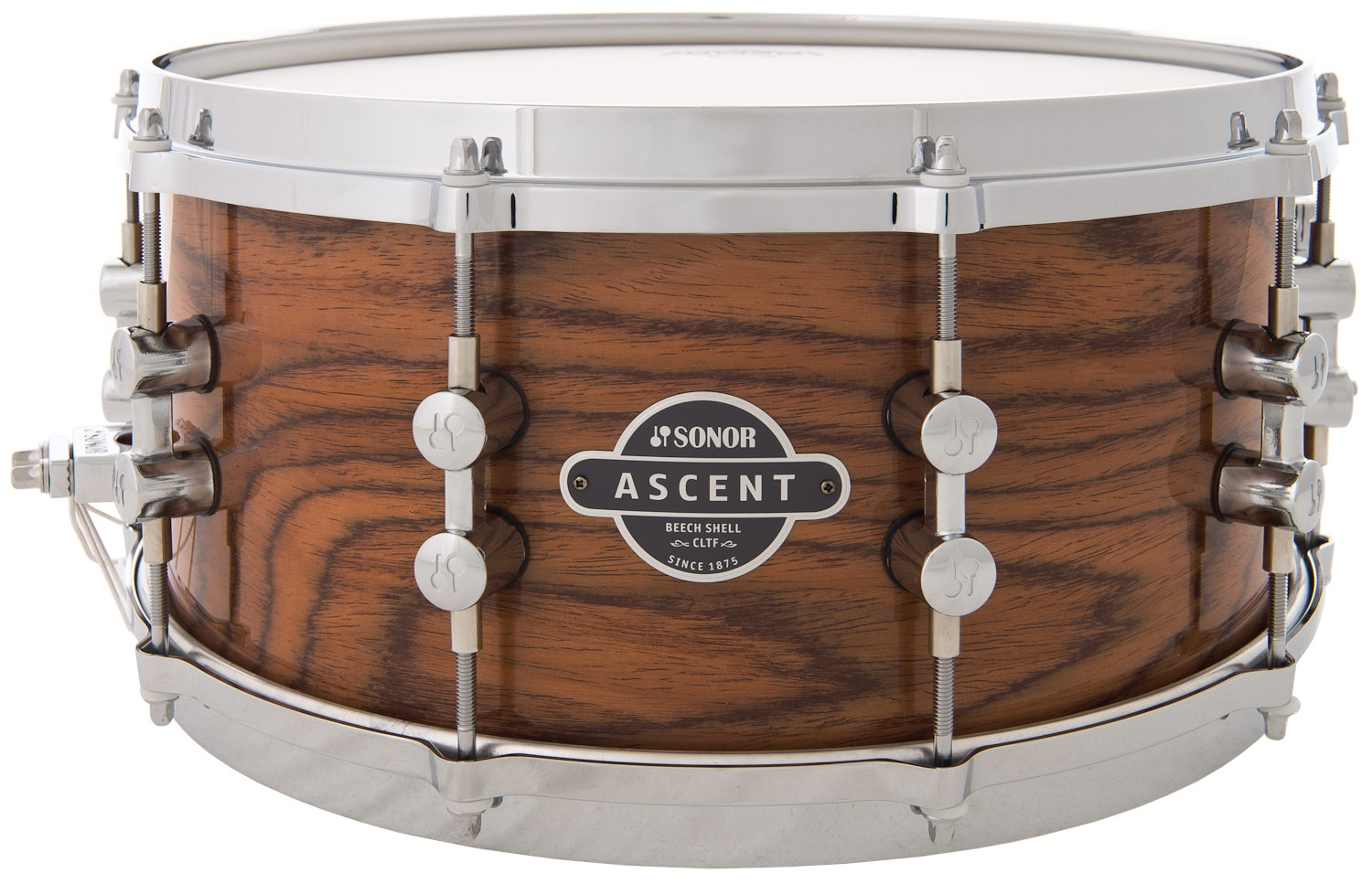 "Fotografie Sonor 14"" x 6,5"" Ascent snare Natural"