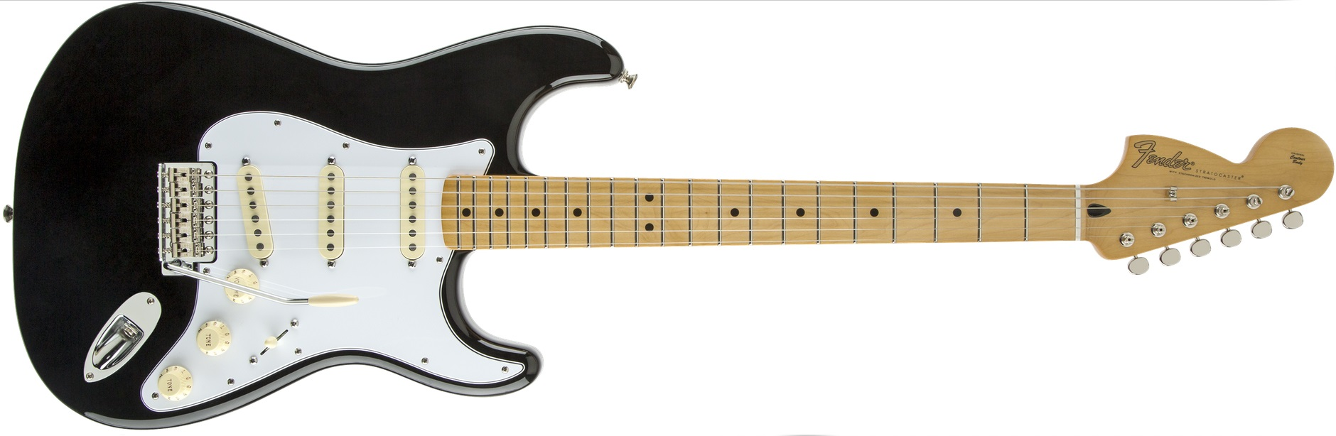 Fender Jimi Hendrix Stratocaster MN BK