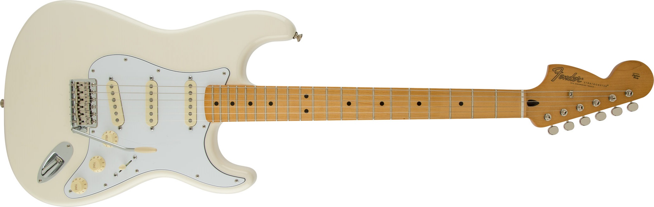 Fender Jimi Hendrix Stratocaster MN OW