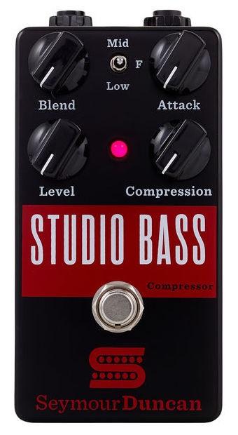 Seymour Duncan Studio Bass Compressor Pedal (použité)