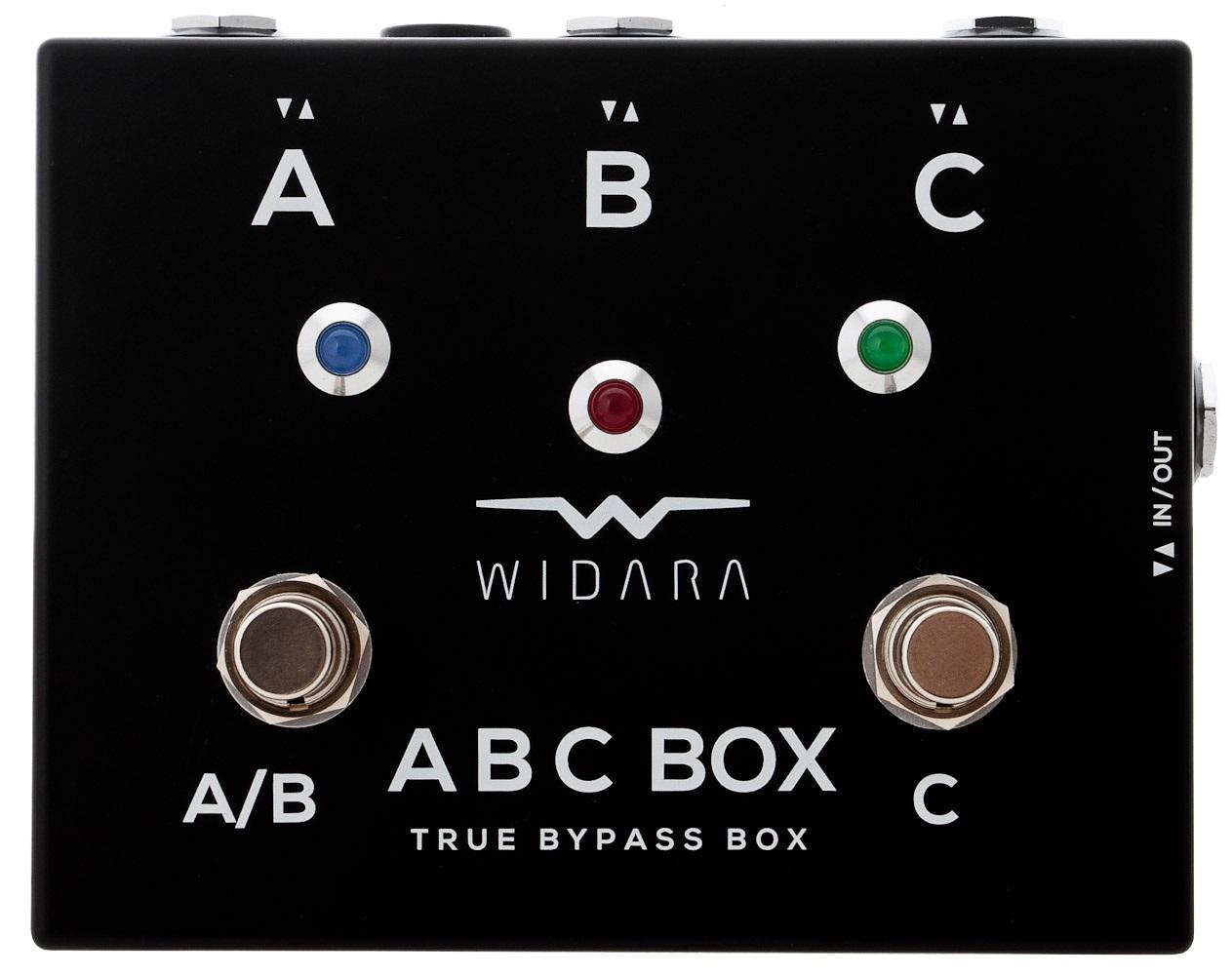 Widara ABC Box Black