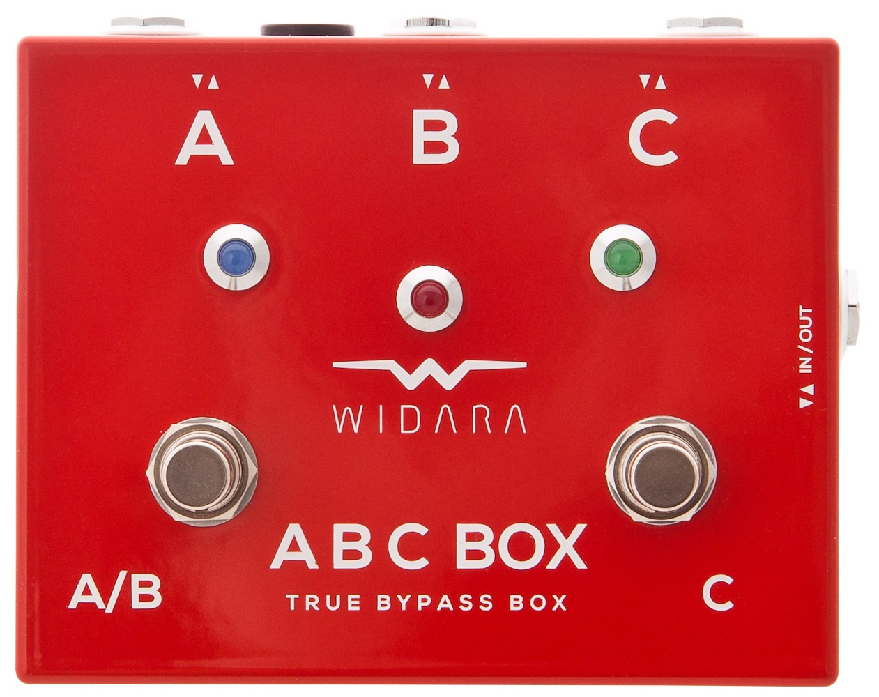 Widara ABC Box Red