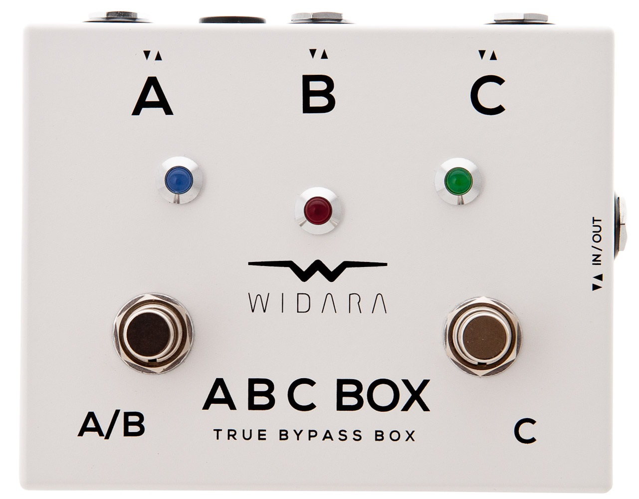 Widara ABC Box White