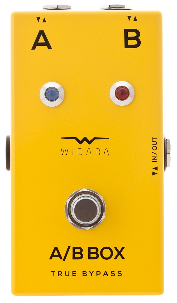 Widara A/B Box Yellow