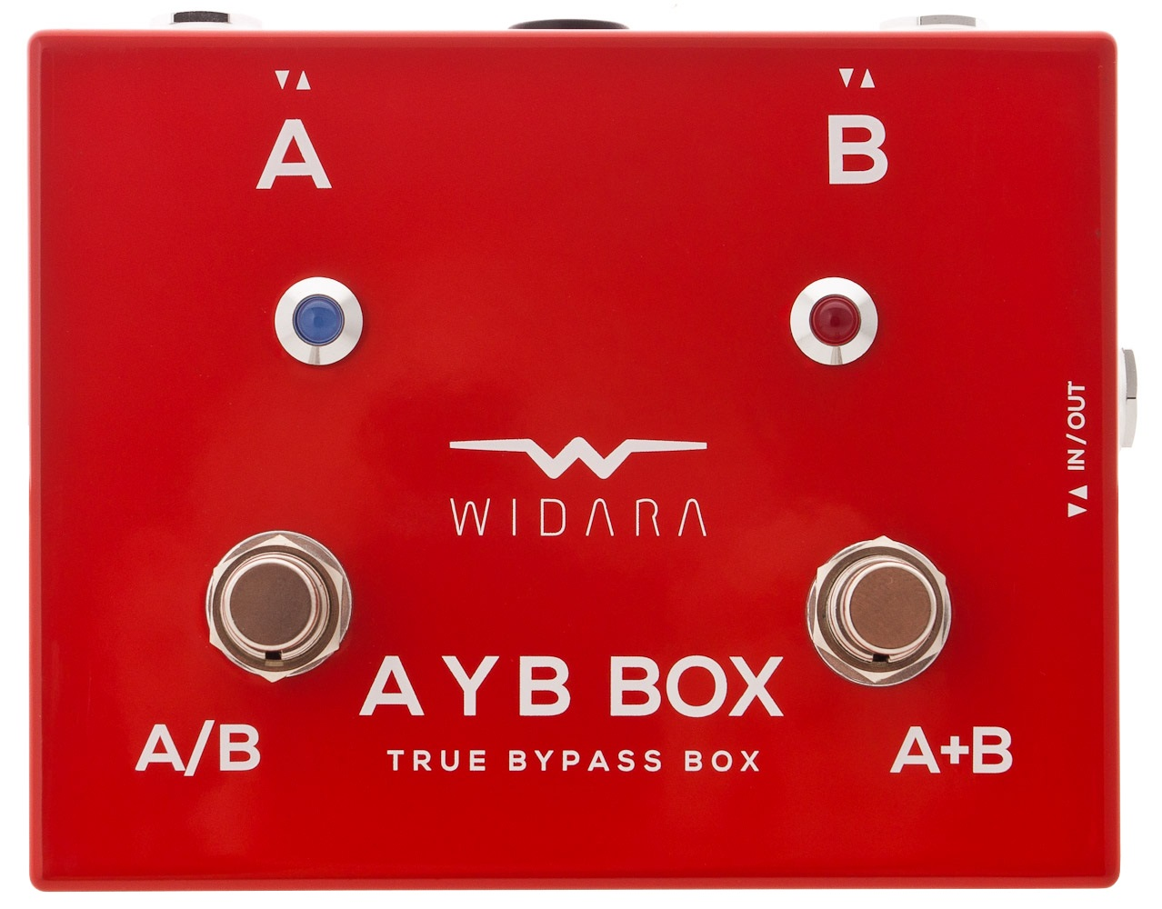 Widara AYB Box Red