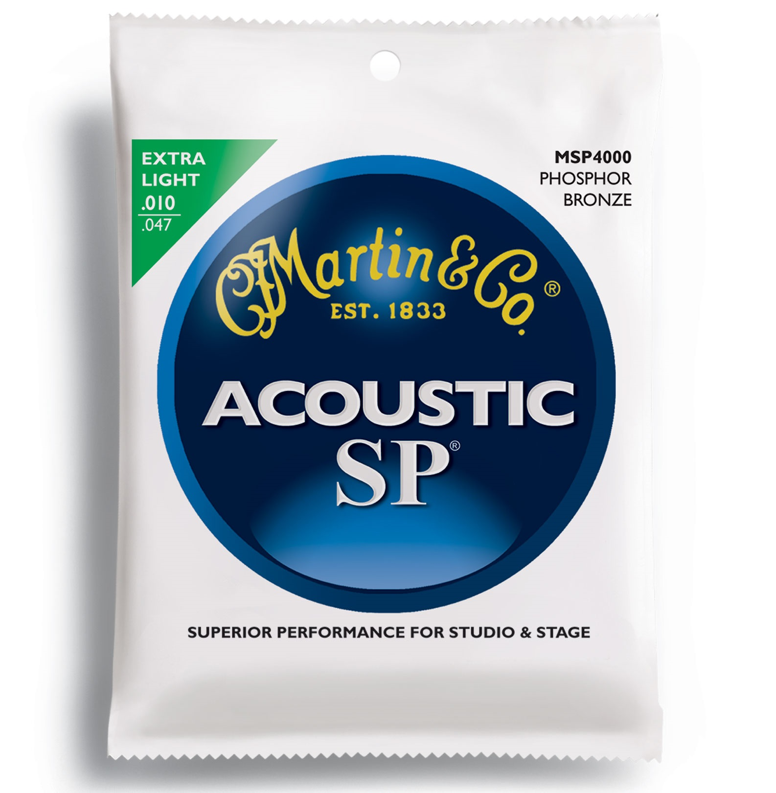 Martin SP 92/8 Phosphor Bronze Extra Light