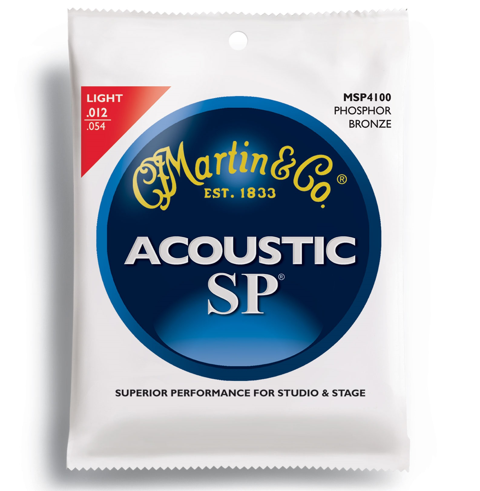 Martin SP 92/8 Phosphor Bronze Light