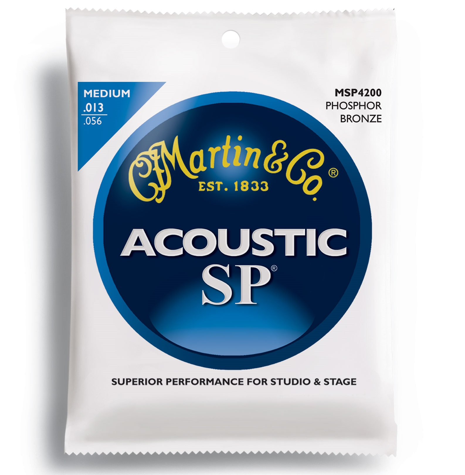 Martin SP 92/8 Phosphor Bronze Medium