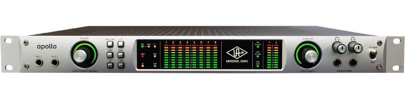 Universal Audio Apollo FireWire QUAD