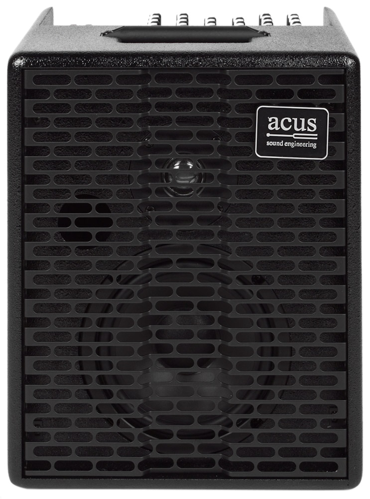 Acus One Forstrings 6T Black