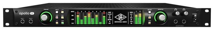 Universal Audio Apollo 8 QUAD