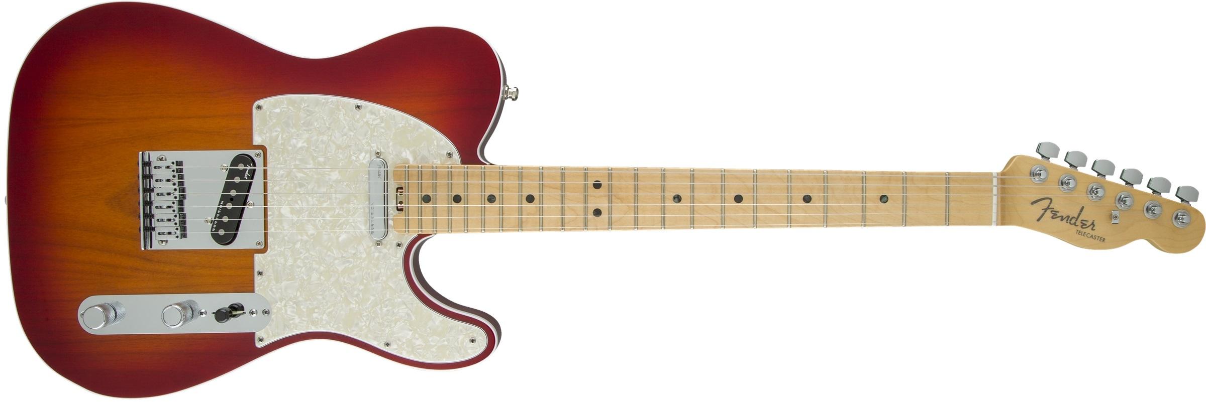 Fender American Elite Telecaster MN ACB
