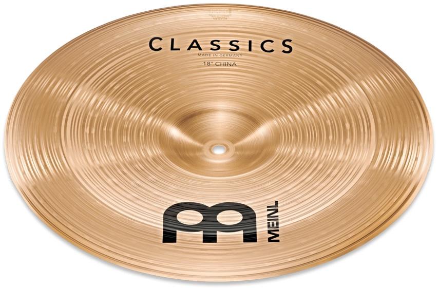 "Meinl 12"" Classics China"