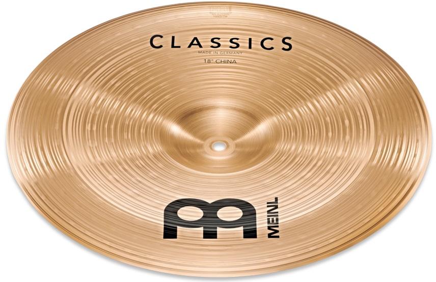 "Meinl 16"" Classics China"