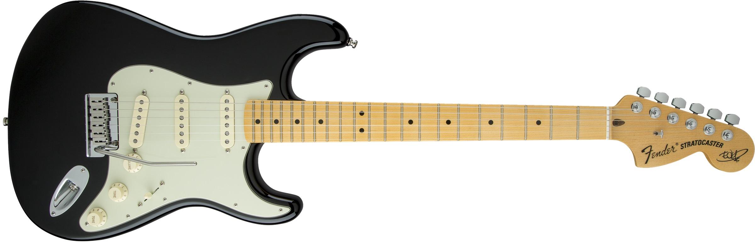 Fender The Edge Strat MN BLK