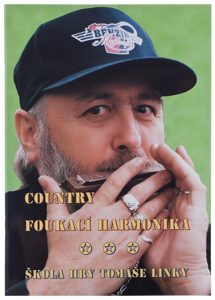 KN Country foukací harmonika - Tomáš Linka