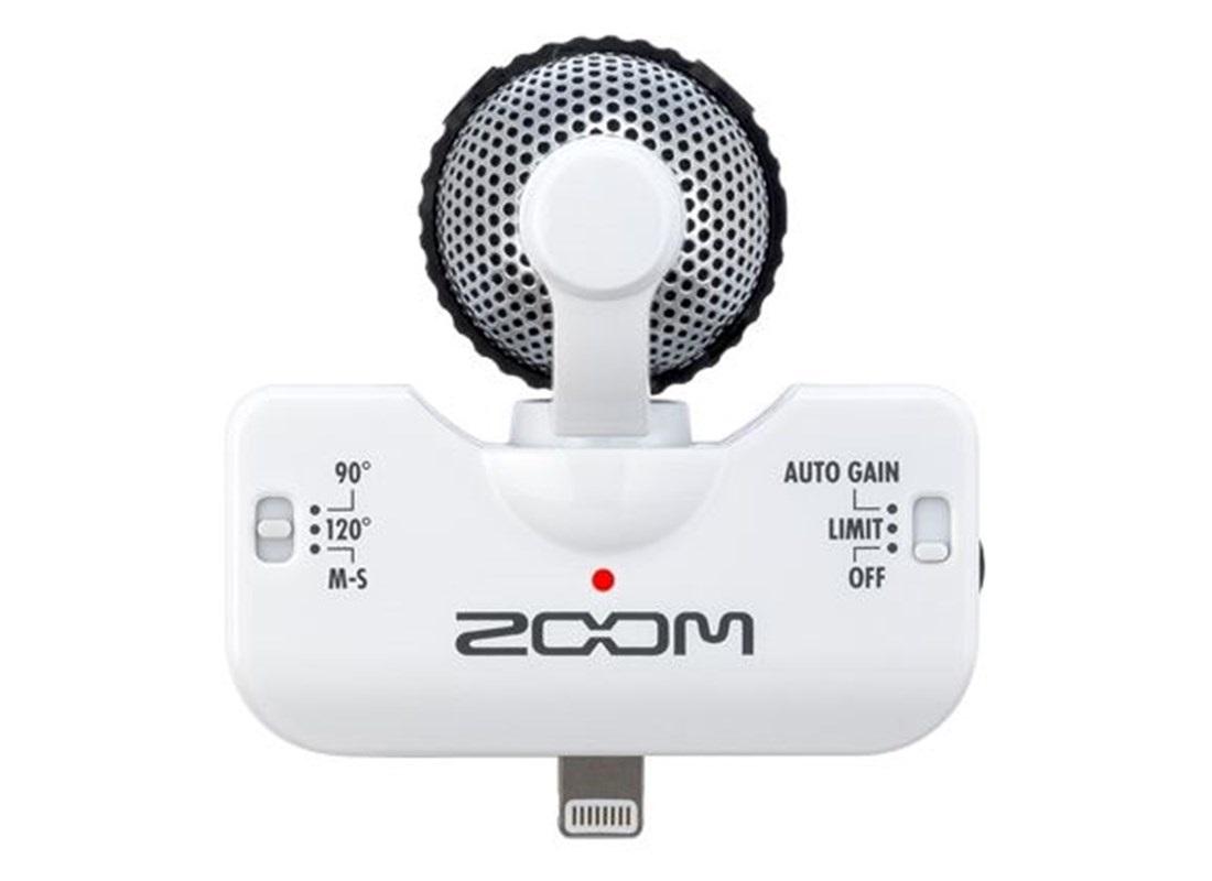 Fotografie Zoom iQ5 White
