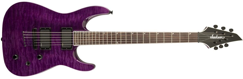 Jackson SLATTXMGQ 3-6 Soloist RW TP
