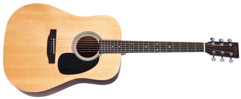 Fotografie Sigma Guitars DM-ST