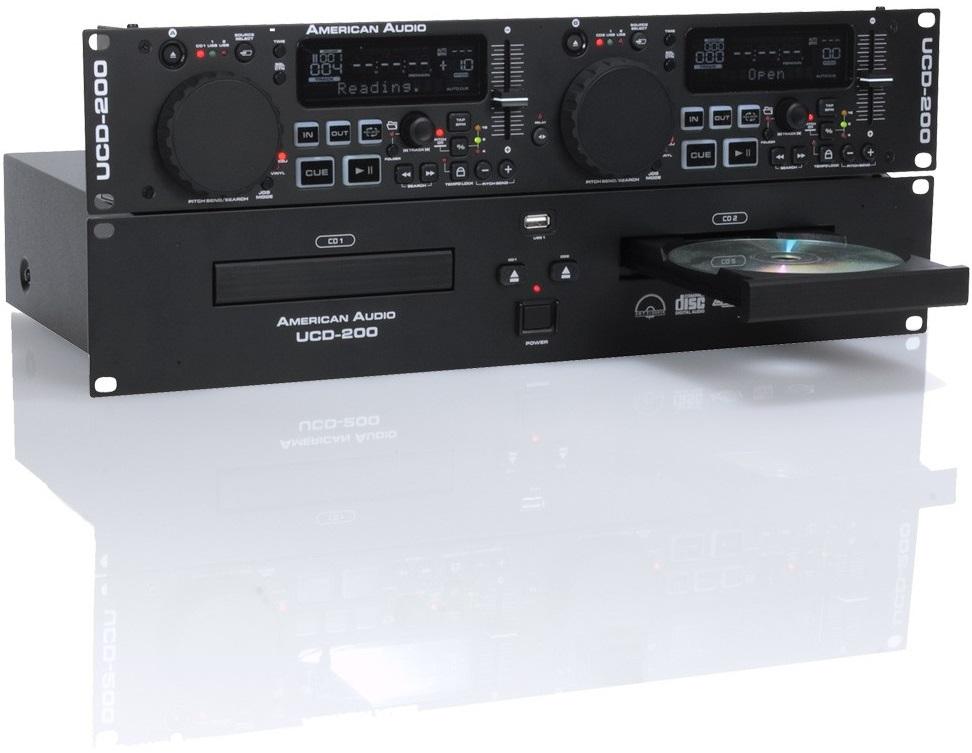 American DJ UCD200 MKII