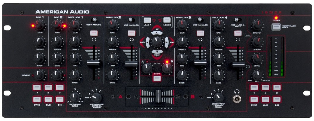 American DJ 19 MXR