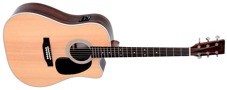 Fotografie Sigma Guitars DMRC-1STE