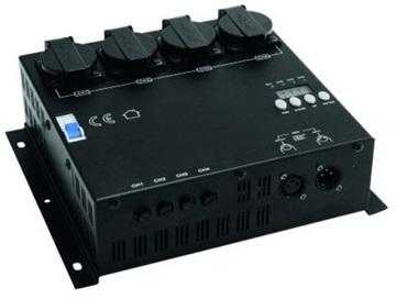 Eurolite EDX-4 DMX RDM