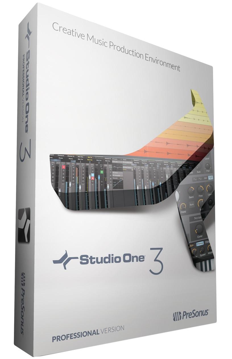 PreSonus Studio One 3 Pro
