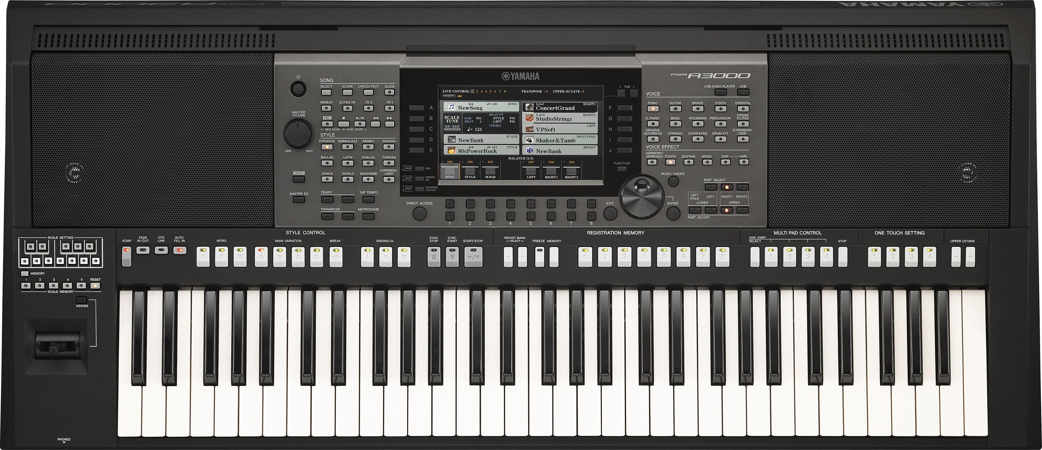 Yamaha PSR-A3000