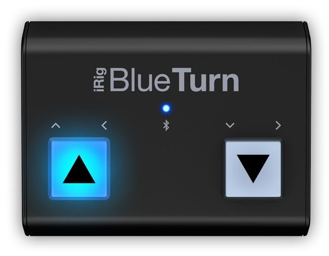 Fotografie IK Multimedia iRig Blue Turn