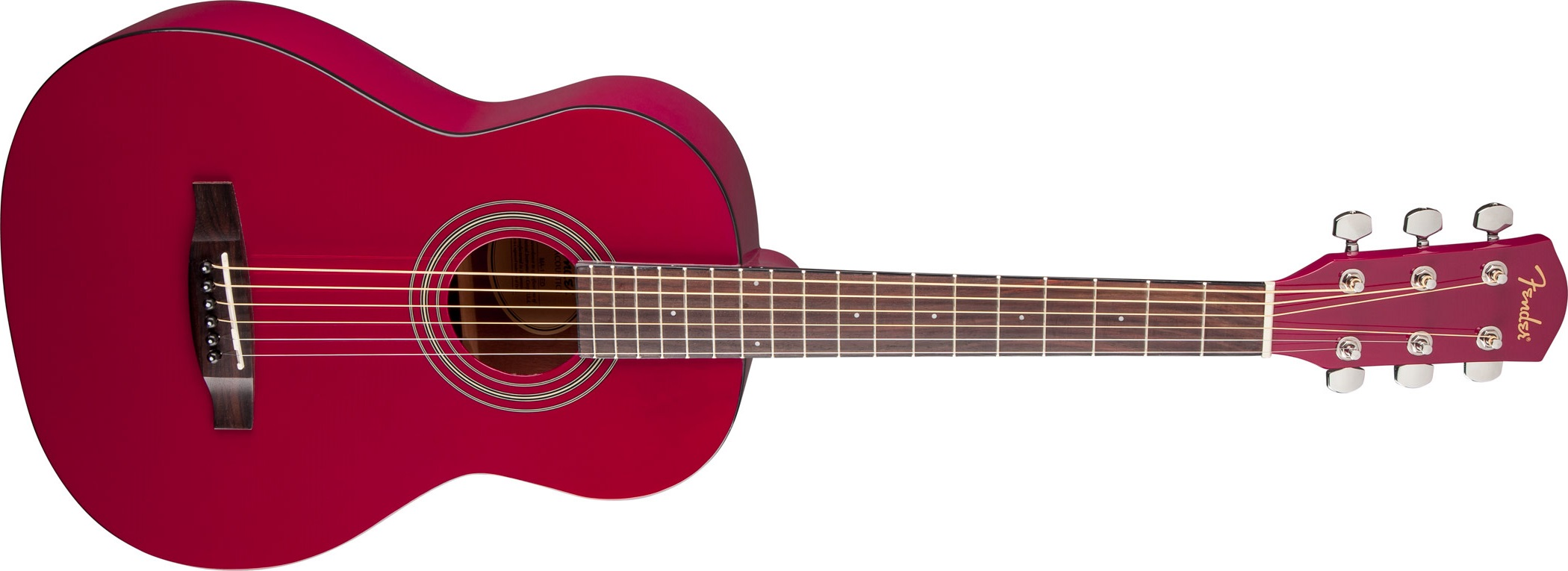 Fender MA-1 3/4 Steel RD