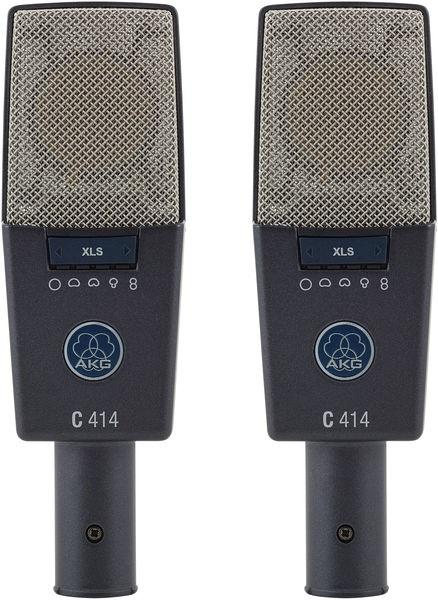 AKG C414 XLS Stereoset