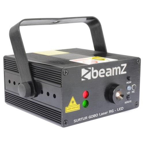 BeamZ Surtur 300 mW Gobo