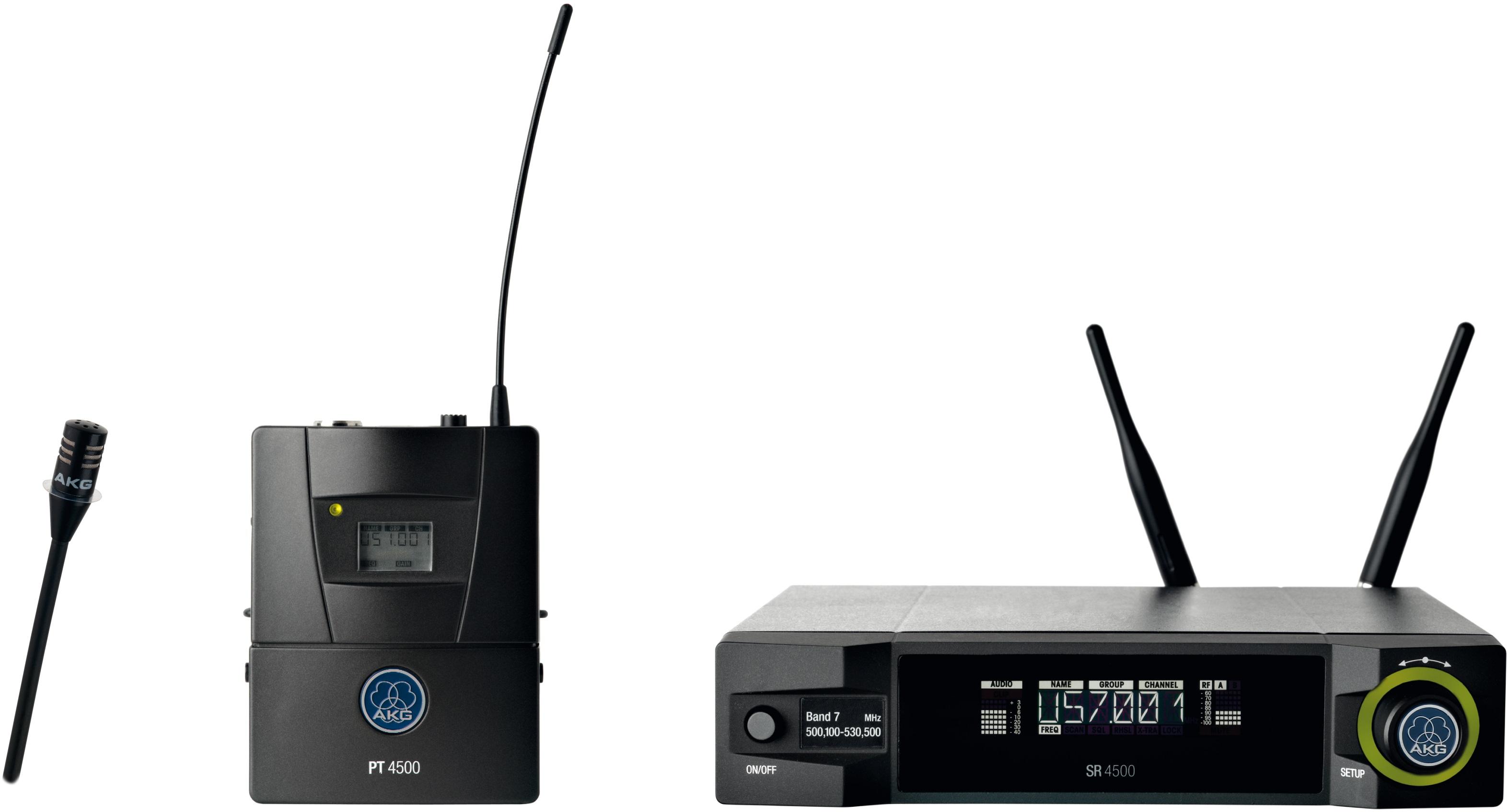 AKG WMS4500 CK77 Set BD4