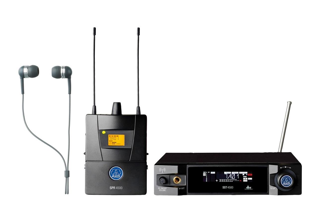 AKG IVM4500 Set BD1