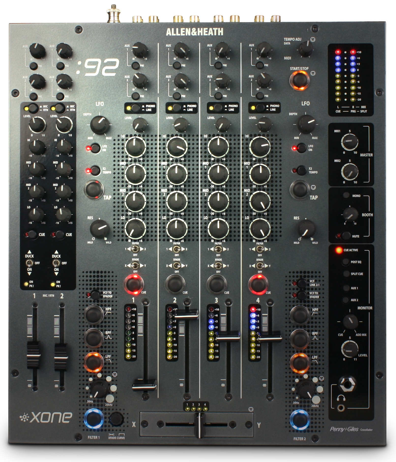 Allen&Heath XONE:92 Storm Grey