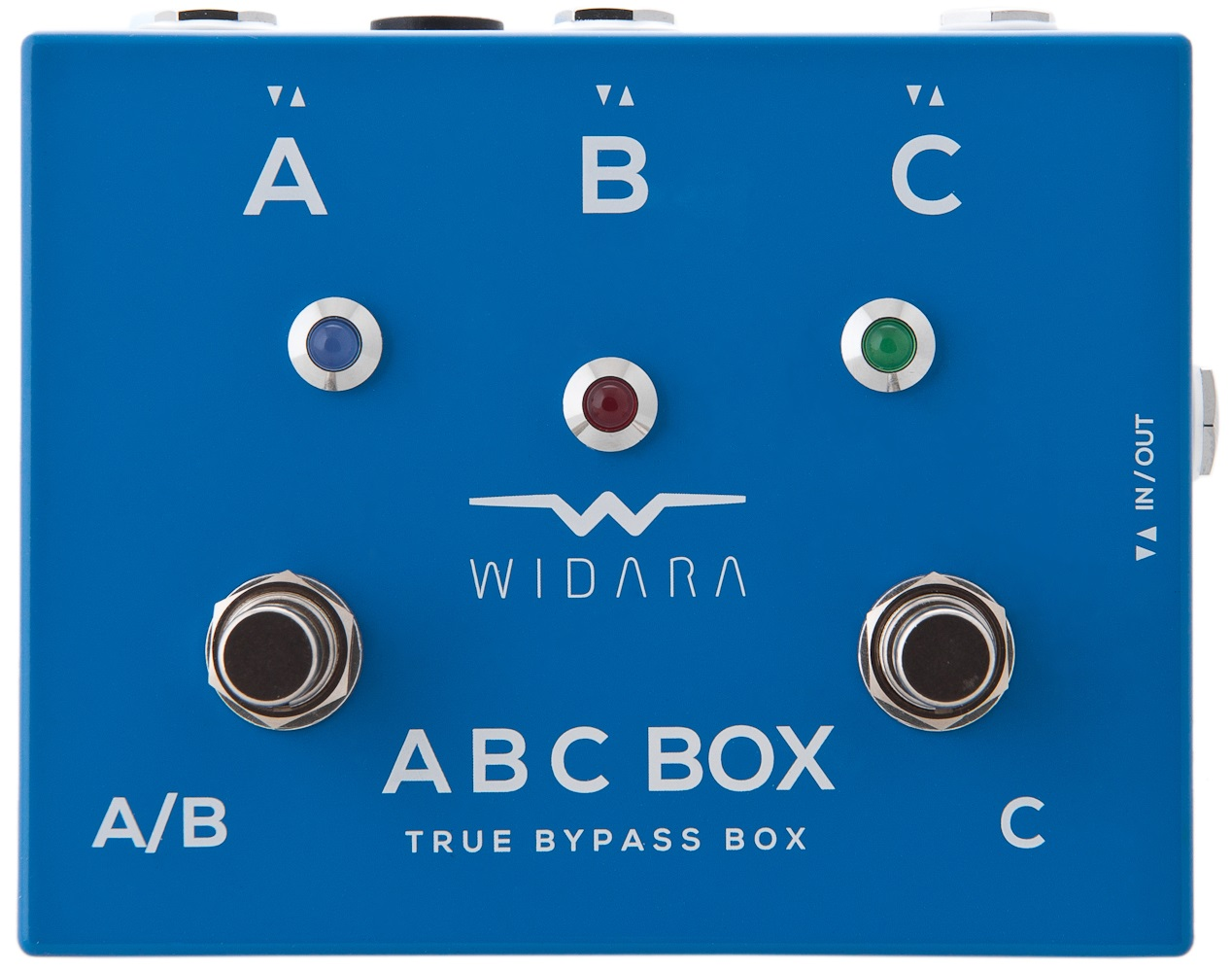 Widara ABC Box Blue