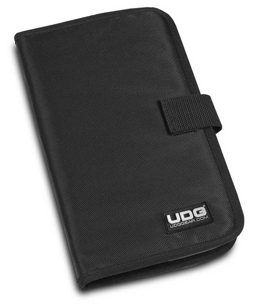 UDG Ultimate CD Wallet 24 Digital Black
