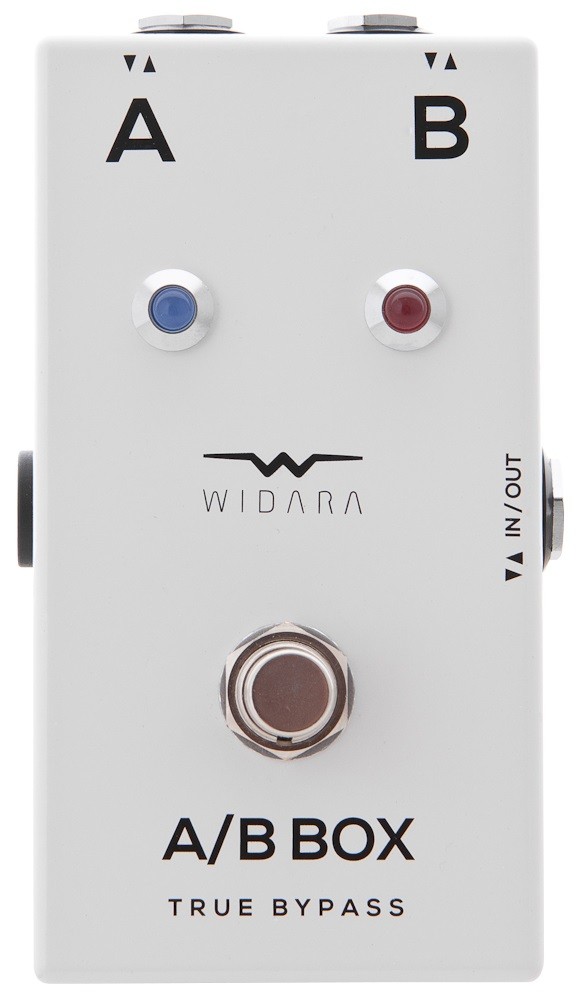 Widara A/B Box White