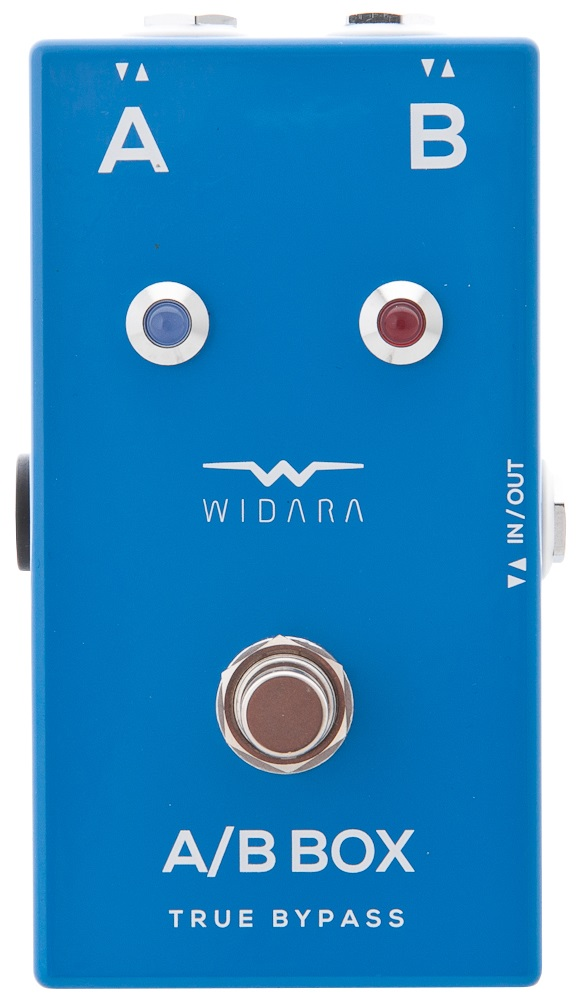 Widara A/B Box Blue