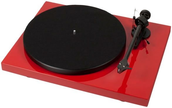 Pro-Ject DEBUT CARBON DC + OM 10 - RD