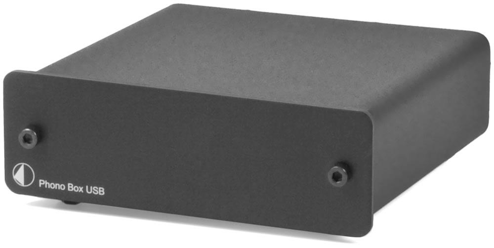 Pro-Ject PHONO BOX USB - BK