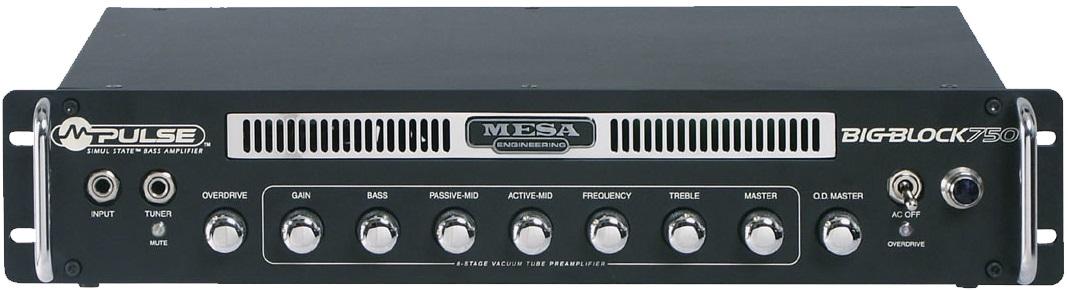 Mesa Boogie Big Block 750 2U