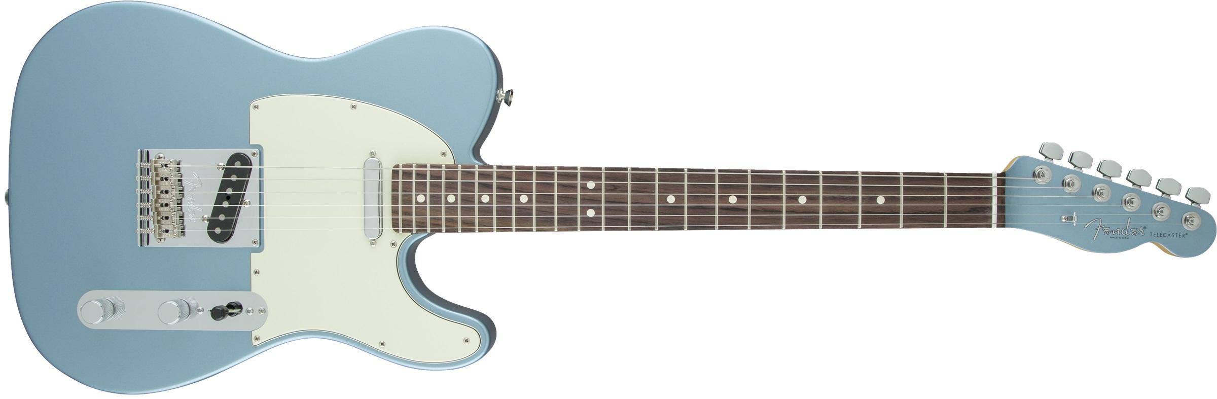 Fender 2016 Limited Edition American Standard Telecaster MH RW IBM