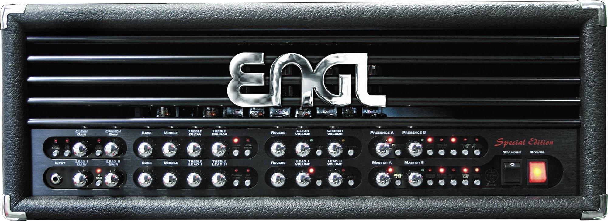 Engl Special Edition E670 EL34