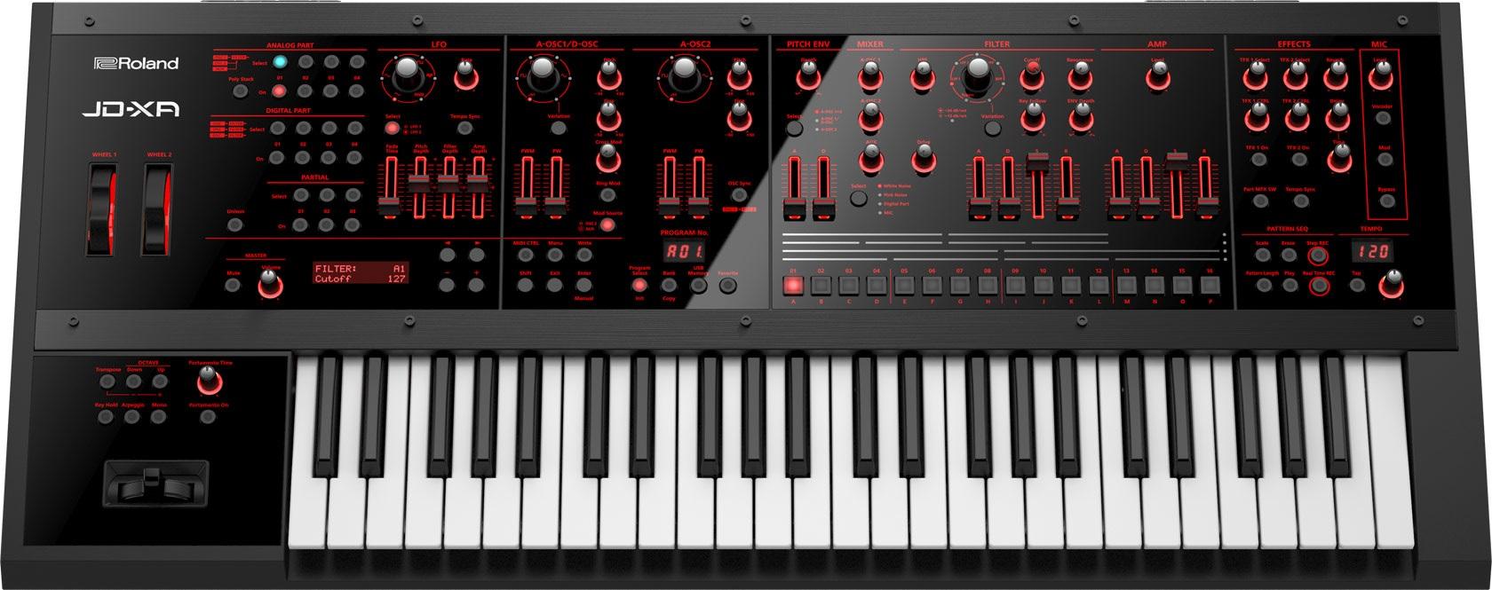 Roland JD-Xa + M-100 Aira Set